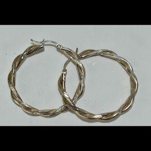 Sterling Silver 925 Earrings - unique design